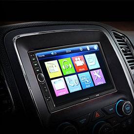 Speedwav Car 7018B Double Din HD Touch Screen USB/MP5 Player/Bluetooth