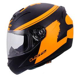 LS2 Helmet FF352-XL Bulky Matt Orange