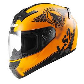LS2 Helmet FF352-XL Rookie Fan Orange