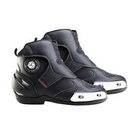 Scoyco MBT003 Bike Riding Ankle Shoes-Black