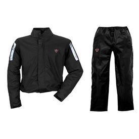 IGNYTE Waterproof Rain Suit Black
