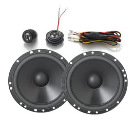 JBL CS-6C 6.5 Inches 2-Way 150W Component Set of 2 Car Speakers with Tweeters