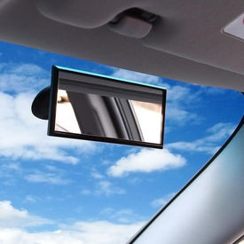 Speedwav Car Rearview Mirror Mount Holder with Suction Cup