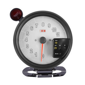 TypeR 5 Inch Car Tachometer Gauge Kit with External Shift Light