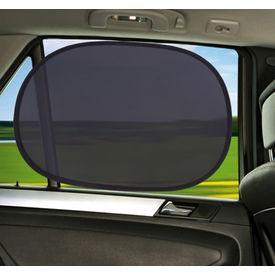 Speedwav Car Electrostatic Sunshades Set of 4-Black