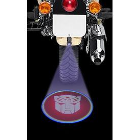 Speedwav Bike 3D LED Shadow Laser Light Transformers