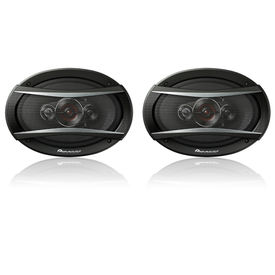 Pioneer TS-A946H 4-Way 6x9 600w Coaxial Car Speakers Set of 2