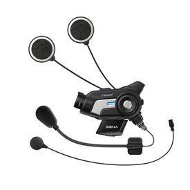 Sena 10C-01 Bike Helmet Bluetooth Camera Headseat for Call/Music/Intercom