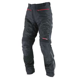 Komine PK-711 Bike Riding CE Certified Pant-Black