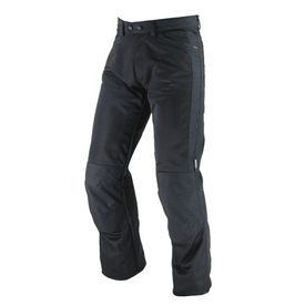 Komine PK-710 Bike Riding CE Certified Pant-Black