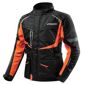 Scoyco JK42 Bike Protective CE Certified Jacket-Black and Orange