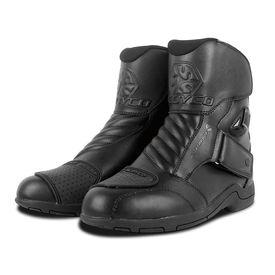 Scoyco MBT011W Bike Riding Ankle Shoes-Black
