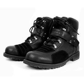 Scoyco MBT006 Bike Riding Ankle Shoes-Black