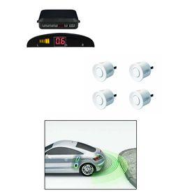 Speedwav Reverse Car Parking Sensor LED Display SILVER