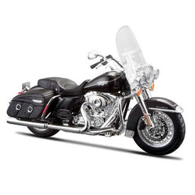 Maisto 1:12 Scale Die Cast Motorcycles Harley Davidson FLHRC Road King Classic 2013-Black