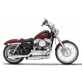 Maisto 1:12 Scale Die Cast Motorcycles Harley Davidson XL 1200V Seventy Two-Red