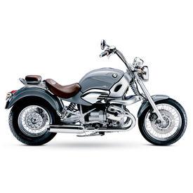Maisto 1:18 Scale Die Cast Motorcycles BMW R 1200C-White Black