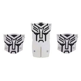 Speedwav Transformers Autobots Anti-Slip Car Pedals Kit Set of 3-Black