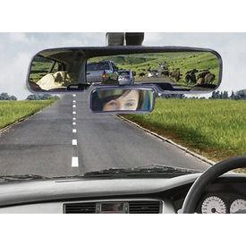 Speedwav R-8641 Dual Display Car Interior Rearview Mirror