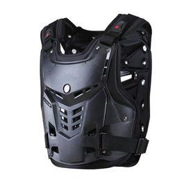 Scoyco AM05 Motocross CE Certified Body Armor Black