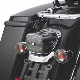 MT183 LED Tail Light for Harley Davidson Softail Series Fatboy/Classic/Slim/Breakout
