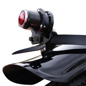 XF653 Bird Eye LED Licence Number Plate For Harley Davidson-Black