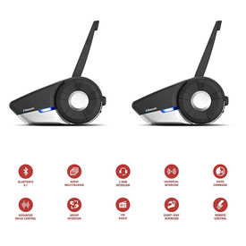SENA 20S01D Dual Pack Bluetooth Motorcycle Riding Handsfree Communication