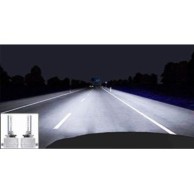 Osram H4 6000K Car HID Headlight Conversion Kit+1Yr.Wty