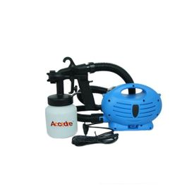 Accedre Paint Zoom Spray Gun With Motor And Paint Bottle