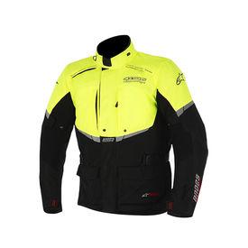 Alpinestars Andes Drystar Bike Riding Jackets-Black & Neon