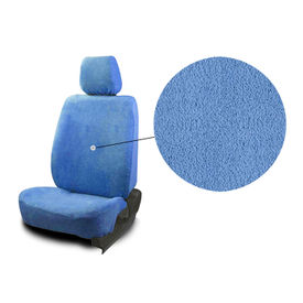 Accedre Front Seats Super Cool Blue Towel Seat Covers Set of 2
