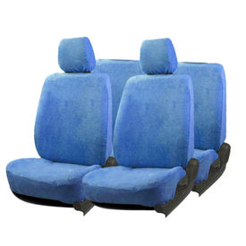 Accedre Super Cool Blue Towel Seat Covers
