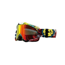 Scoyco G04 Bike Riding Goggle Color -Red
