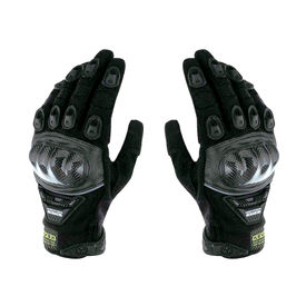 Scoyco MC14B-2 Bike Riding Gloves Set of 2 Black Size
