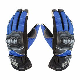 Scoyco MC15B-2 Bike Riding Gloves Set of 2 Blue Size