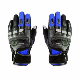 Scoyco MC17B Bike Riding Gloves Set of 2 Black and Blue
