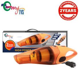 myTVS 12v High Power Wet & Dry Car Vacuum Cleaner 2Yr Warranty
