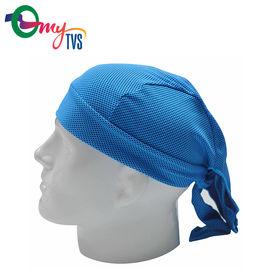 myTVS Cooling Cap/Headwrap- Sky Blue Color