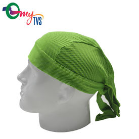 myTVS Cooling Cap/Headwrap- Green Color