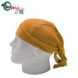 myTVS Cooling Cap/Headwrap- Orange Color