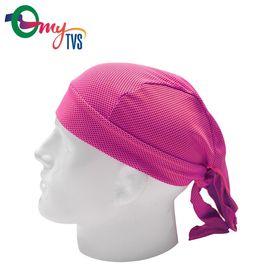 myTVS Cooling Cap/Headwrap- Pink Color