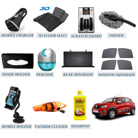 Accedre Car 11-in-1 Renault Kwid Accessories Package