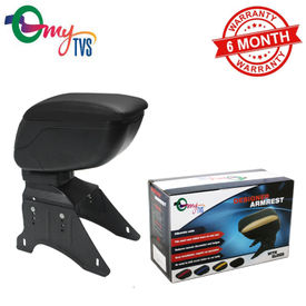 myTVS TAR-19 Car Armrest with Slider-Black