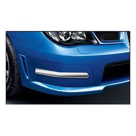 Speedwav Full Chrome Bumper Protector + Side Beading