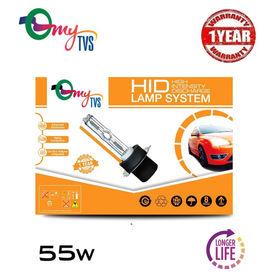 myTVS  Xenon Car HID Conversion Bulbs Kit Set of 2 (55W, 15000K)
