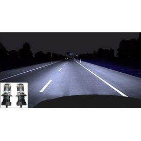Speedwav H4 6000K Car HID Headlight Conversion Kit