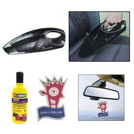 Coido 6132 Car Vacuum Cleaner + Shampoo 100ml+Jazzy Perfume