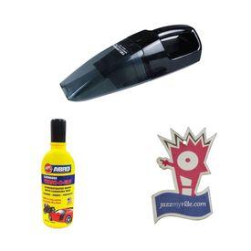 Coido 6025 Vacuum Cleaner + Shampoo 100ml+Jazzy Perfume