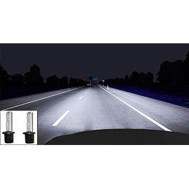 Osram H7 6000K Car Low Beam HID Headlight Conversion Kit+1Yr.Wty