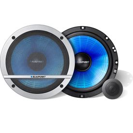 Blaupunkt Car 6.53 Inches 2-Way Component Round Speakers-CX 170